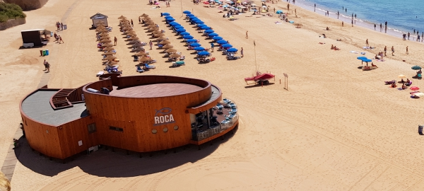 Roca Beach Bar & Restaurante